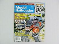 Model Railroader Magazine Back Issue May 1997 Train