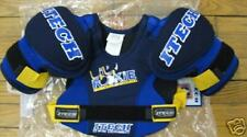 ITECH SP105 LIL' ROOKIE HOCKEY SHOULDER PADS-NEW-XSMALL