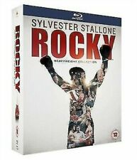 Rocky: The Complete Saga - Blu-ray Region B