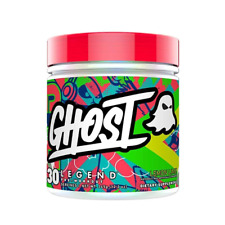 Ghost Legend Pre Workout 30 Serves Energy Endurance Pump Focus Strength C4