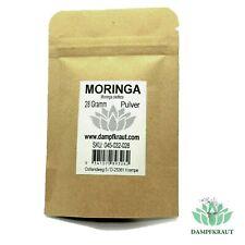 Moringa Pulver 28 Gramm (Moringa oleifera) SUPER-GESUND