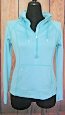 Athletic Hoodie For Women Tangerine Brand Striped Jacket Size Small