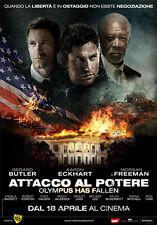 ATTACCO AL POTERE  2013   DVD AZIONE
