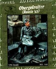 Royal Model 1:35 Obergefreiter Russia 43 Resin Figure Kit #144
