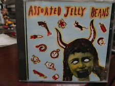 Assorted Jelly Beans Self Titled CD 1998 Kung Fu Records Ska/Punk Oi Braindead
