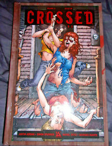 Crossed Vol. 11 Hard Cover Comic Book Graphic Novel
