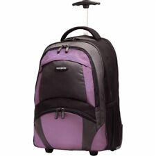 Samsonite Wheeled Backpack 17878-1931 - New w/tags - Black/Bordeaux