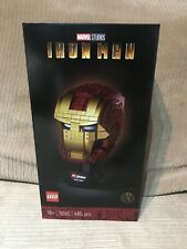 LEGO Marvel Super Heroes: Iron Man Helmet 76165 New Sealed Free Shipping