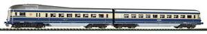 PIKO 52069 Diesel Rail Car Rh 5045 Blue Blitz ÖBB Bbö EP III New Boxed Analogue