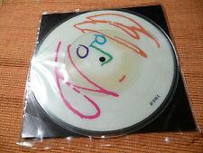 "John Lennon: Picture Disc «Imagine» 45Rpm 7"" EMI-Parlophone#RP6199 (1988)"