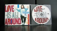 DJ BoBo - Love Is All Around 4 Track CD Single