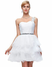 TUTU Girl/Teens Short Homecoming Gown Formal Evening Party Prom Bridesmaid Dress