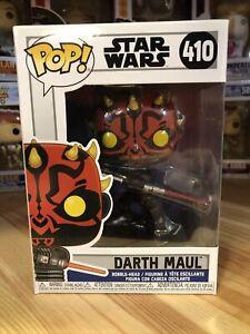 STAR WARS Funko POP! #410 Darth Maul Vinyl Figure