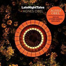 AGNES OBEL Late Night tales LP Vinyl NEW 2018