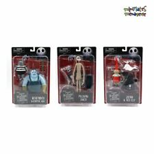 Nightmare Before Christmas Select TRU Series 4 Set (Pajama Jack, Behemoth, Zero)