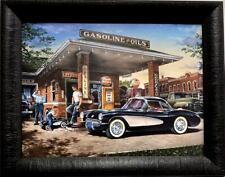 """hot rods,muscle cars /""""Pick any 1/"""" 8x10 print,classic cars gas stations,Rt.66"""