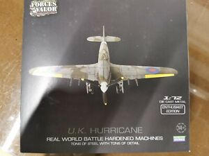 FORCES OF VALOR HAWKER HURRICANE MkIIc  1/72  85090