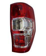 Rear back tail Light Red/Chrome+Fog for Ford Ranger tdci RH lamp T6 T64 UK spec
