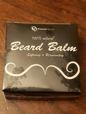 Beard Balm Leave-in Conditioner - All Natural Beard Oil For Beard Mustache New