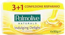 6 paquetes Palmolive da 4 Jabones de barra, con leche y Miel - (24 piezas total)