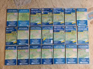 21 Tabacco Karte Karten Alpen Wandern Topopgraphie Wanderkarte