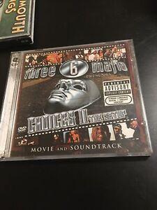 Three 6 Mafia Choices II The Setup  Rare