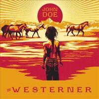 JOHN DOE (X) - THE WESTERNER [SLIPCASE] * NEW CD