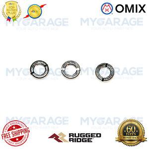 Omix-ADA For 68-86 Jeep CJ8, CJ7, CJ6, CJ5 Dashboard Switch Nut - 17234.11
