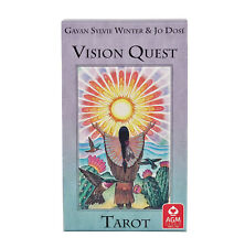Vision Quest Tarot Deck/Cards - Divination, Meditation, Spellcraft, Magick