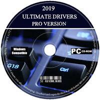 2019 PC Drivers Online & Offline Auto Install Restore Repair For Windows 7 8 10
