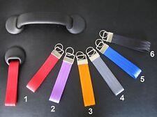 2 Stück Porsche Schlüsselanhänger Schlüsselbänder 996 997 911 mit Schlüsselringe