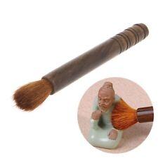 Wood Long Handle Gongfu Tea Teapot Brush Ceremony Tableware tools Accessories
