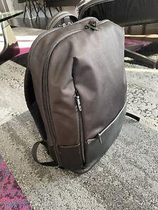 TUMI TAHOE Black Geometric Travel Backpack
