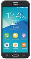 "**Brand NEW** UNLOCKED Samsung Galaxy J3 Black 16GB BIG 5"" Screen GSM 4G LTE"