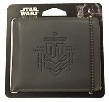 Official Star Wars 'Rogue One' Bi-Fold Men's Wallet - New & Cool!