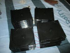 200 Verbatim CD Jewel Case Trays ~ Black ~ Brand New, not in seal but never used