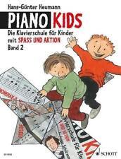 Piano Kids 2 - Hans-Günter Heumann - NEUWERTIG !!
