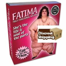 FATIMA The Inflatable Blow Up Doll Fun Novelty Hen Stag Party.