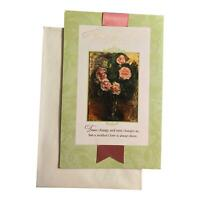 Details about  /Carlton Cards Mom Mother Christmas Greeting Card Brand  Brand-New