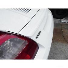 Toyota MR2 MR -S Spyder Roadster REAR Boot Lip SPOILER