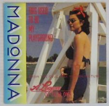A league of their Own 45 Tours Madonna 1992