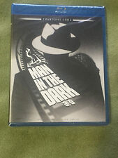 Free*Postage New Man in the dark 3-D blu Ray ( 2d included) Twilight Time Noir