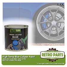 Blue Caliper Brake Drum Paint for BMW 6 Series. High Gloss Quick Dying