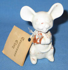 American Clay Products Tennessee Clay 4 inch Mouse Figurine - FREE SHIPPING