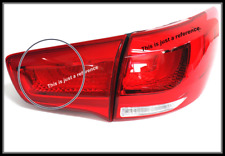 OEM Rear LED Tail Light Lamp RH inside 924063W600 for Kia Sportage (2014~16)