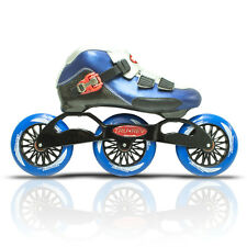 Trurev'S 3 wheel skate package with ceramic bearings. Size 3.5 (34.5)