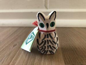 Ostheimer Owl White Wooden Toy