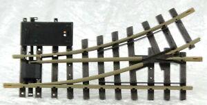 LGB 12150 Elektroweiche, elektrische Weiche links