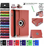 Case For Apple iPad 2/3/4 Generation 360° Leather Rotating Smart Cover