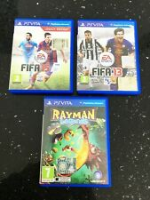LOTTO 3 GIOCHI SONY PSP VITA FIFA 15 FIFA 13 RAYMAN LEGENDS ++++++++++++++++++++